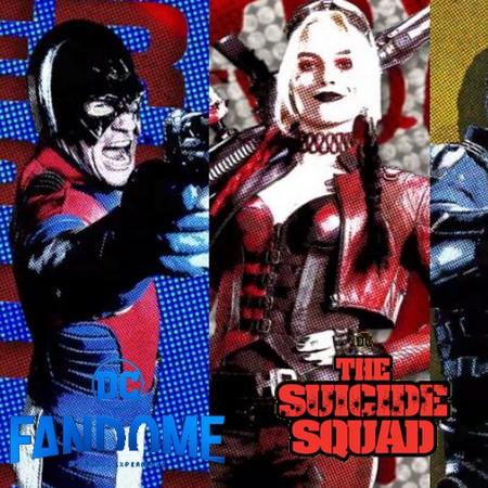 O Esquadrão Suicida - Trailer Oficial da DC Fandome