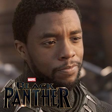 Pantera Negra - Chadwick Boseman Tribute