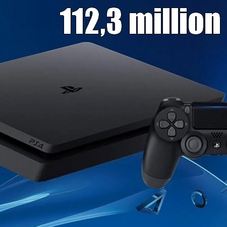 PS4 ultrapassa 112,3 milhões de unidades vendidas