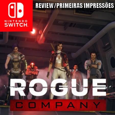 Rogue Company - Review Primeiras Impressões do BETA no Nintendo Switch