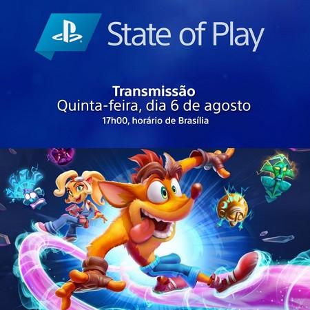 State of Play 06 08 2020 - Assista o evento digital completo