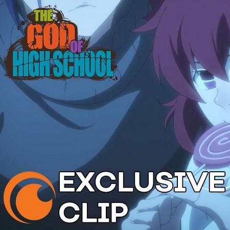 The God of the Highschool - Clipe Exclusivo do Episódio 7
