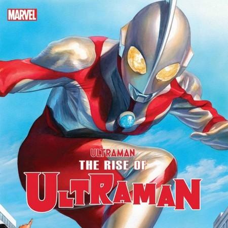 The Rise of Ultraman - Trailer Oficial da série em quadrinhos da Marvel