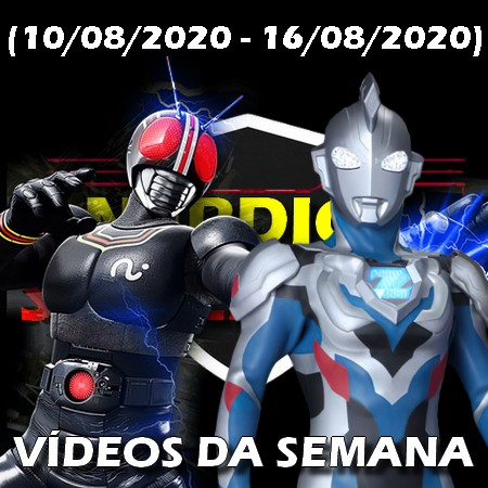 Videos da Semana (10-08-2020 - 16-08-2020)