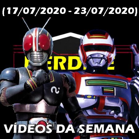 Videos da Semana (17-08-2020 - 23-08-2020)