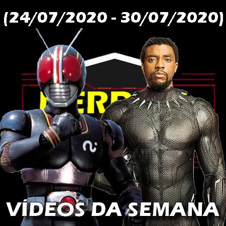 Videos da Semana (24-08-2020 - 30-08-2020)