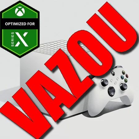 Xbox Series S vaza finalmente o console Lockhart e controle branco