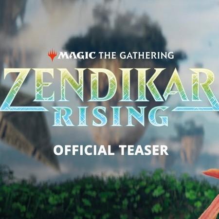 Zendikar Rising - Trailer Oficial da Expansão de Magic The Gathering