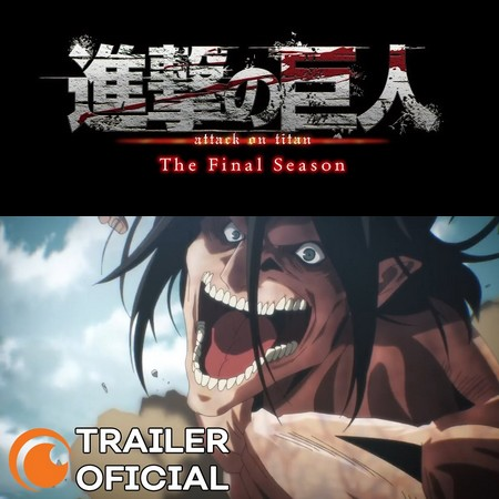 Attack on Titan - Trailer Oficial da Final Season