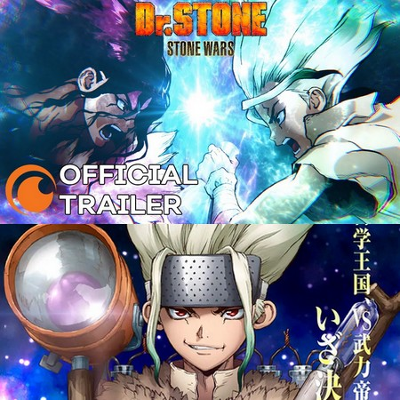 Dr. Stone - Season 2 - Trailer Oficial do Anime