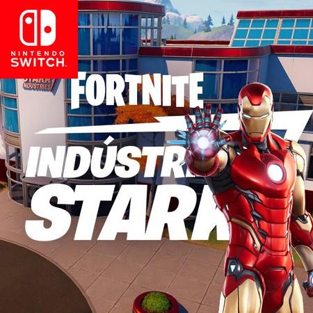 Fortnite - Indústrias Stark chegam na Season 4 do Chapter 2 do game