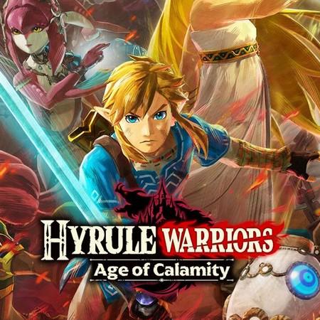 Hyrule Warriors - Age of Calamity - Trailer de Anúncio do Game Prequel de Breath of the Wild