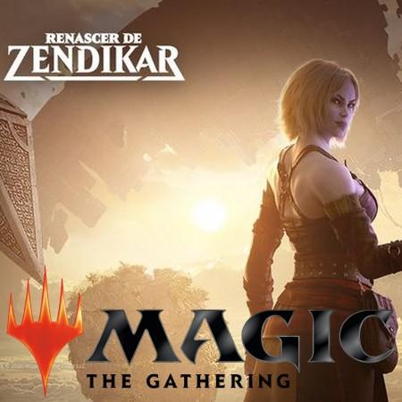 Magic The Gathering - Trailer Oficial de Renascer de Zendikar