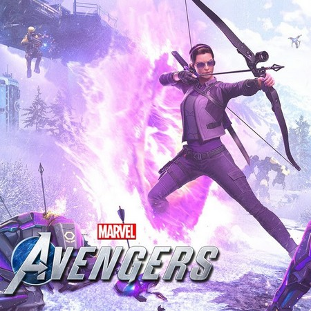 Marvel´s Avengers - Trailer da Kate Bishop