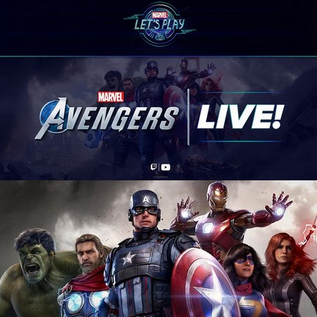 Marvel's Avengers - Launch Day Celebration! Marvel Let's Play LIVE!
