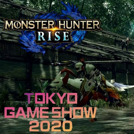 Monster Hunter Rise - Trailer da TGS 2020 do Game