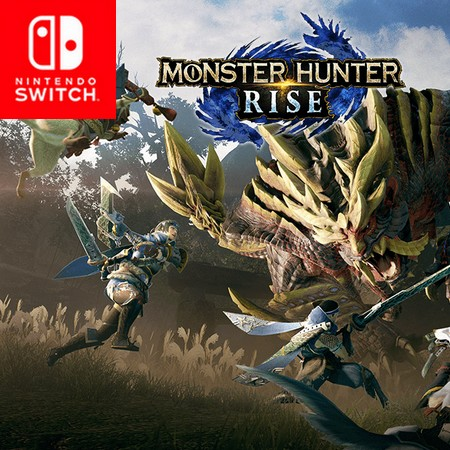 Monster Hunter Rise - Trailer de Anúncio do Game