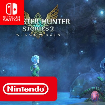Monster Hunter Stories 2 Wings of Ruin - Trailer de Anúncio do Game