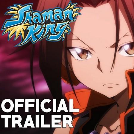 Shaman King (2021) - Preview Trailer Oficial do Remake do Anime