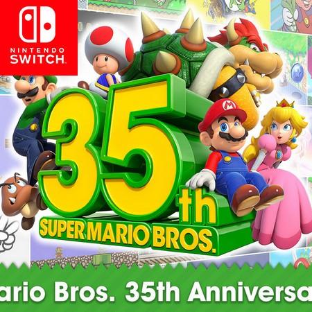 Super Mario 35th Anniversary Direct - Assista o evento digital completo