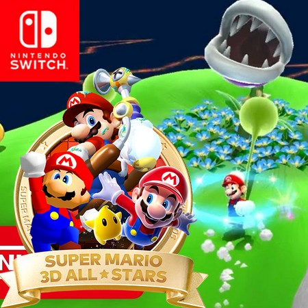 Super Mario 3D All-Stars - Super Mario Galaxy
