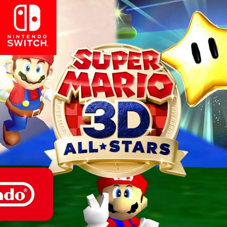 Super Mario 3D All-Stars - Trailer de Anúncio do Game