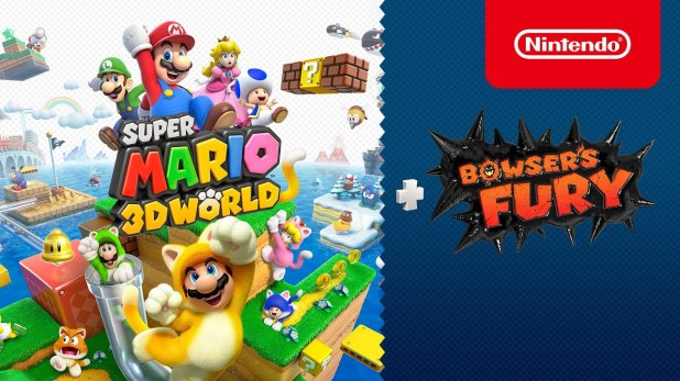 Super Mario 3D World Bowser´s Fury