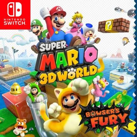 Super Mario 3D World+Bowser´s Fury - Trailer de Anúncio do Game