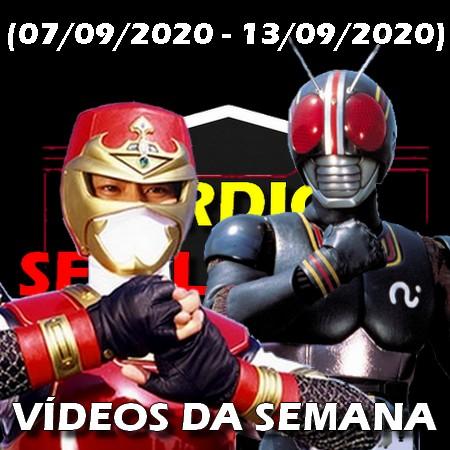 Videos da Semana (07-09-2020 - 13-09-2020)