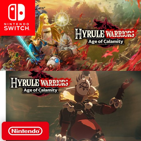 Hyrule Warriors - Age of Calamity - Untold Chronicles From 100 Years Past - Parte 2 - Novo Trailer do Game