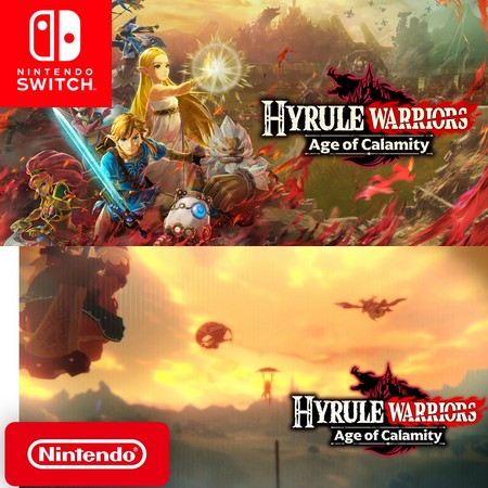 Hyrule Warriors - Age of Calamity - Untold Chronicles From 100 Years Past - Parte 3 - Novo Trailer do Game