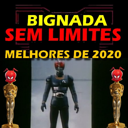 Melhores de 2020 - A Volta do Black Kamen Rider na TV Aberta
