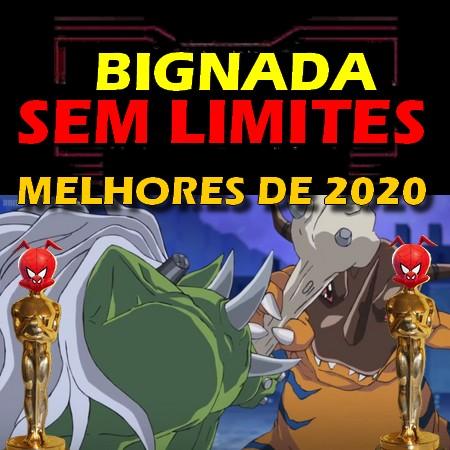 Melhores de 2020 - Greymon Vs. Ogremon em Digimon Adventure (2020)