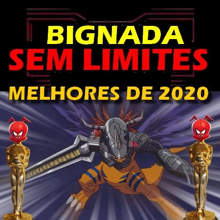 Melhores de 2020 - Metalgreymon Alteros Mode em Digimon Adventure (2020)