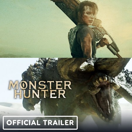 Monster Hunter - Trailer Oficial do Filme Live Action