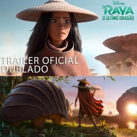 Raya e o Último Dragão - Trailer Oficial do Filme