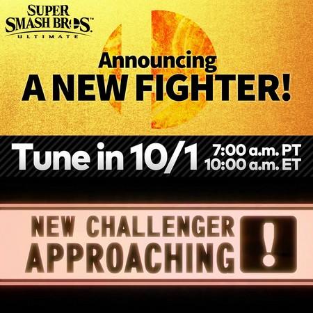 Super Smash Bros Ultimate - Assista a live de apresentação do segundo lutador do Fighter Pass #2