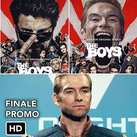 The Boys - Promo #2 do S02E08 - Season Finale - What I Know
