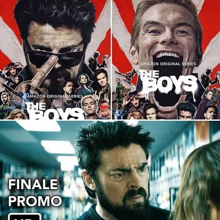 The Boys - Promo do S02E08 - Season Finale - What I Know