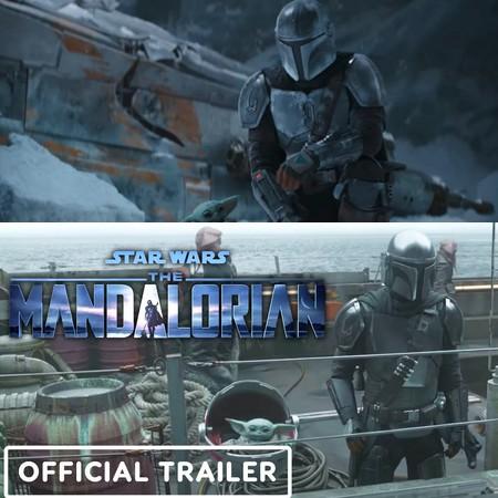 The Mandalorian - Season 2 - Teaser Trailer TV Spot #1
