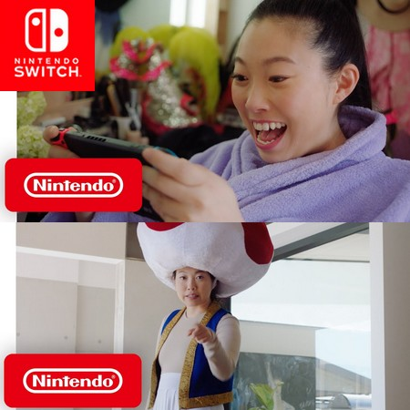 Awkwafina plays her favorite Nintendo Switch Games - Novo Comercial do Switch