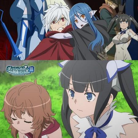 Danmachi III - Preview do Episódio 6 da Season 3