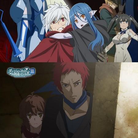 Danmachi III - Preview do Episódio 8 da Season 3