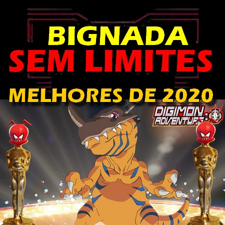 Melhores de 2020 - Agumon digivolve para Greymon em Digimon (2020)