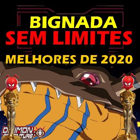 Melhores de 2020 - Agumon digivolve pela primeira vez em Digimon (2020)