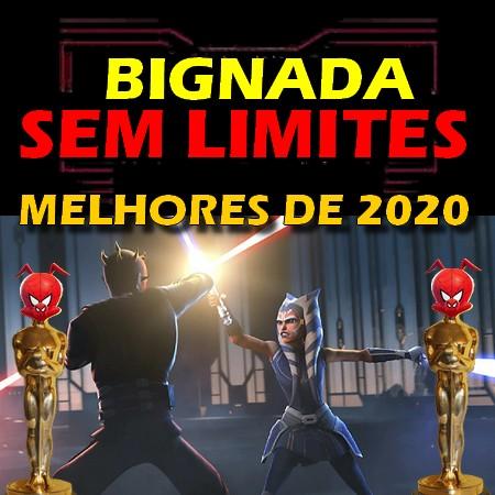 Melhores de 2020 - Ahsoka Tano Vs. Darth Maul em Clone Wars Final Season