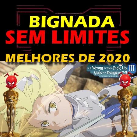 Melhores de 2020 - Ais vs Asterius em Danmachi III