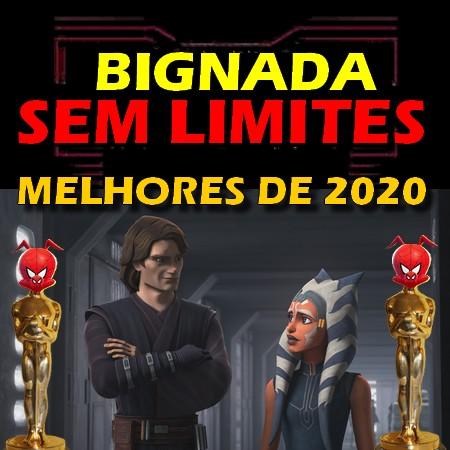 Melhores de 2020 - Anakin e Ahsoka despedida em Clone Wars Final Season