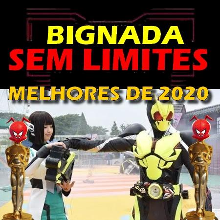 Melhores de 2020 - Aruto Hiden Primeiro Henshin em Kamen Rider Zero-One