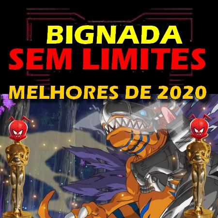 Melhores de 2020 - Greymon digivolve para Metal Greymon em Digimon (2020)